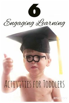 Engaging Learning Activities for Toddlers. Kids activities .