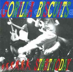 Gorilla Biscuits - Start Today: buy CD, Album, RE at Discogs