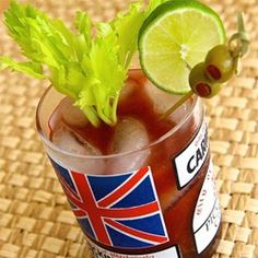 "Homemade Bloody Mary Mix | ""It tastes better then the name brand store stuff. Spice it up or down to your tastes. Chill and mix with desired amount of vodka and ice."""