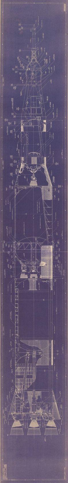 Large Format 06 Saturn V (1/72 scale) $50USD