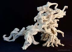 Zen Surrealism — 3D Printed Art by Kevin Mack.Join the 3D Printing Conversation: http://www.fuelyourproductdesign.com/