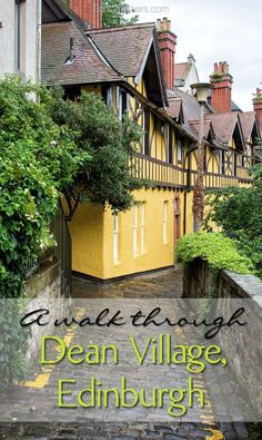 How to Visit and Photograph Dean Village in Edinburgh. A visit here is a great way to spend an afternoon in Edinburgh. Learn how to get here and what to expect on a visit.