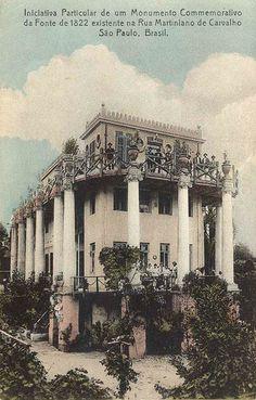 A história da Vila Itororó
