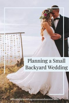Looking for backyard wedding ideas? Find out how to plan your backyard wedding reception, choose backyard wedding invitations, think about your backyard wedding dress. Plus DIY projects for backyard wedding decorations, DIY wedding food, weather plan, rentals and more. Best backyard wedding ideas on a budget. For a small at home wedding. Backyard Wedding Invitations, Backyard Wedding Dresses, Backyard Wedding Decorations, Backyard Wedding Lighting, Diy Wedding Food, Diy Your Wedding, Wedding Set Up, Wedding Ceremony, Wedding Ideas