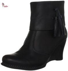 Neosens Bonarda 251, Chaussures montantes femme - Noir (Black), 36 EU - Chaussures neosens (*Partner-Link)