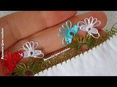 Filet Crochet, Tatting, Make It Yourself, Embroidery, Sewing, Youtube, Jewelry, Asdf, Create