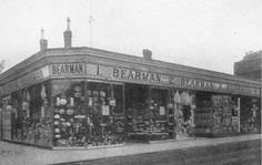 AS the famous Bearman's department store is marked with a commemorative blue plaque, JOE CURTIS takes a look at the man who brought the West End… London History, Local History, Old London, East London, Newham, High Road, As Time Goes By, Forest Road, West End