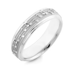 - Wedding band.... I'd wear it not as my wedding band necessarily but i'd sure wear it :)