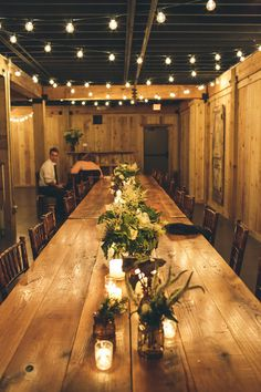 rustic tablescape // photo by Lindsey Johnson // http://ruffledblog.com/mint-springs-farm-wedding