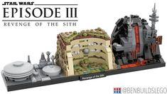 Star Wars Poster, Star Wars Art, Star Trek, Lego Moc, Lego Duplo, Lego Star Wars Mini, Micro Lego, Lego Pictures, Star Wars Models