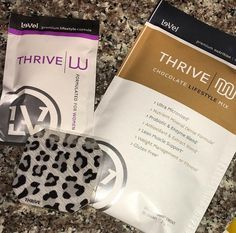 I LOVE the chocolate mix! Every morning! Start the day off right! By giving your body EVERYTHING it needs with just 3 simple steps in the first 20-40 mins of your day can do AMAZING things for you and your body!! I\'m a Thriver! Are you ready to Thrive? #MaineThrives #easyas123 #livingrocks www.louellagrindl...