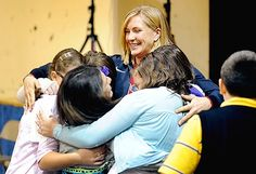 Naples Olympian inspires students - Catholic Courier