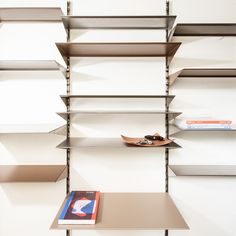 Weekly sales of unseen design and decoration brands at exclusive discounts. Bookcase, The Unit, Shelves, Contemporary, Living Room, Diy, Steel, Design, Space