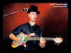 Jamiroquai - Ex-bassist : Stuart Zender