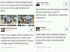NINGÚN EQUIPO DE SALTA Y DEL NORTE COPO EL MARTEARENA COMO LO HIZO #AtleticoTucuman
