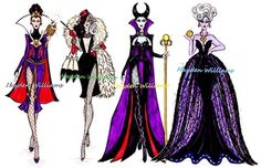 Disney Villains!
