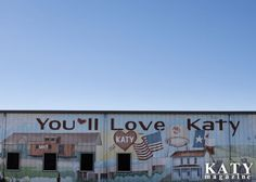 Katy Texas mural historic Katy photo by Katy Magazine