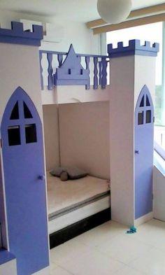 Hermosos muebles infantiles de madera para las habitaciones de los mas pequeños! ...107044050