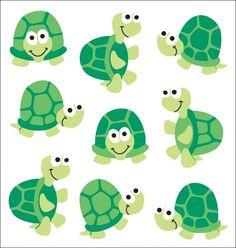 turtle+themed+classroom   Sandylion Classpak Stickers-Turtles   SongbirdCrafts - Scrapbooking on ...