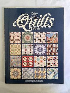 Gallery of American Quilts (1988, Paperback) 500 Quilts from 1849 - 1988