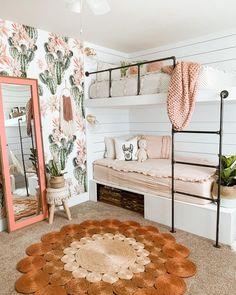 Girl Bedroom Designs, Room Ideas Bedroom, Home Bedroom, Bedroom Decor, Master Bedroom, Bedroom Shelves, Bedroom Signs, Kids Bedroom, Classy Living Room