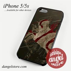 God of war _ Kratos Phone case for iPhone 4/4s/5/5c/5s/6/6 plus