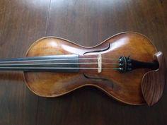 1786 Nicolas Guletto Violin