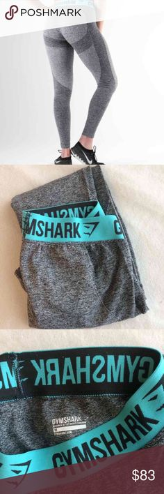 Medium gymshark leggings Gymshark (not Lululemon) flex leggings size medium. Only tried on. Bought from another posher and just looking to make my money back so price is pretty firm on here (I know retail is lower but these are sold out and posh takes 20% so please no comments about the price. If they don't sell soon I might keep them lol.) lululemon athletica Pants Leggings