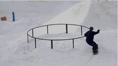 ...i.e. It's a lot more difficult. | 11 Signs Snowboarding Is Impossible