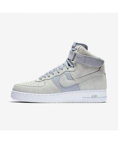 Nike Air Force 1 High Utility White Light Cream (W)