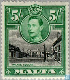 Malta - King George VI 1938