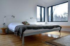 Kiana & Steve's Modern & Relaxed Family House in the Woods