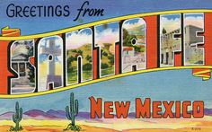 Santa Fe Travel Guide Compilation / The English Room Blog