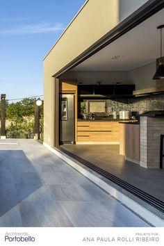Terrace Garden Design, Rooftop Design, Deck Design, Outdoor Kitchen Design, Interior Design Kitchen, House Bali, Futuristic Interior, Arch Interior, House Front Design