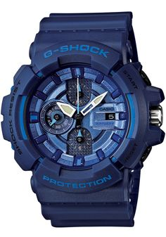 Casio G-Shock GAC-100AC-2A Watch from Authorized Dealer Watchismo.com