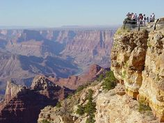 The Grand Canyon's desert view drives from Roadtrippers. com