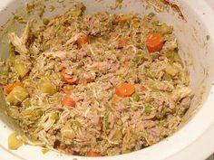 Recipe: Homemade dog food. | aflux.net
