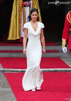 Pipa Middleton - love her dress!!