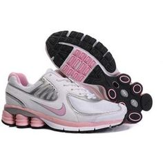 6442c00c715ac4 Buy Women s Nike Shox Shoes White Light Pink Silver Super Deals from  Reliable Women s Nike Shox Shoes White Light Pink Silver Super Deals  suppliers.