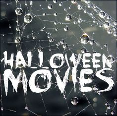 NOT VERY OBSESSED: HALLOWEEN MOVIES