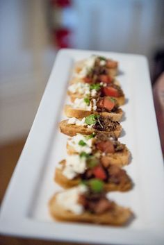 Bruchetta With Olive Tapenade Feta Cheese From The Athenaeum Hotel In Chautauqua Ny Photo By Ayresphoto