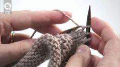 Eseguire il rovescio nel lavoro a maglia. Presenta Emma Fassio