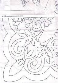 Resultado de imagen de dibujos para manteles a punto palestrina