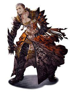 Game Character Design, Fantasy Character Design, Character Design Inspiration, Character Concept, Character Art, Concept Art, Final Fantasy Artwork, Anime Art Fantasy, Final Fantasy Xiv