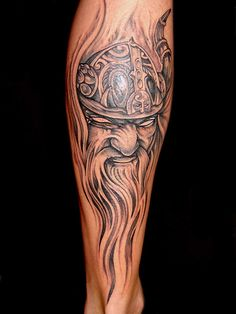 Viking Ship Tattoo Pictures