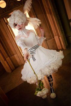 Doll from Black Butler/Kuroshitsuji.Cosplayer:水櫻羽杏 (female) from Taiwan