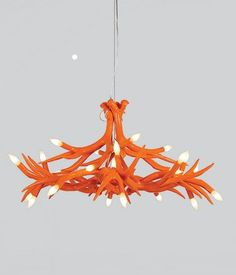 Superordinate antler chandelier 12 antlersdesigned by jason miller find this pin and more on editorial highlights by metropolismag antler chandelier endless pendant by jason miller mozeypictures Image collections