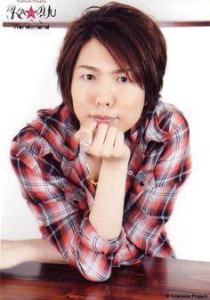 Kamiya Hiroshi <3 <3 <3 Can I just say that we are already married?