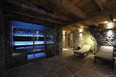 Wellness Area by Carmenta. Sauna, Shower  and Steam Bath: Wonder 3 in 1