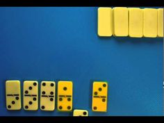 ▶ Domino Solitaire Game - YouTube